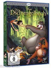 Das Dschungelbuch (Diamond Edition)(NEU & OVP)(DVD) Walt Disney Klassiker 1967