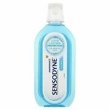 Sensodyne Cool Mint Mouthwash 500ml