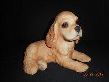 Lenox Cocker Spaniel Puppy Dog Figurine