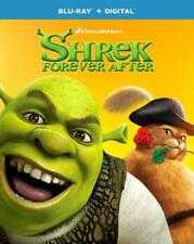 SHREK FOREVER AFTER NEW BLU-RAY DISC
