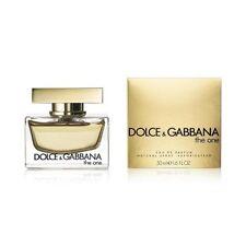 DOLCE & GABBANA D&G THE ONE 50ML EAU DE PARFUM SPRAY BRAND NEW & SEALED