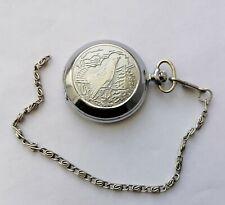 Pocket mechanical watch MOLNIJA  USSR
