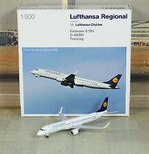 Herpa Wings Lufthansa Regional ERJ-195 (NG)  1/500