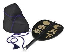 JAPANESE  SUMO GYOUJI SET HAT GUNBAI  FROM JAPAN