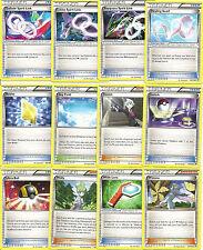 LOT 46 ROARING SKIES UNCOMMON TRAINERS Pokemon Cards- Ultra Ball Sky Field -MINT