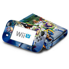 Skin Decal Cover for Nintendo Wii U Console & GamePad - Toy Story