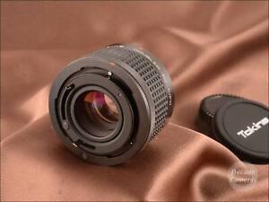 Canon FD Tokina RMC 2x Converter - VGC - 136