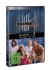 "HINTER GITTERN "" STAFFEL 1.2"" 3 DVD SET TV SERIE NEU"