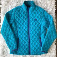 Snozu Girls' Glacier Shield Quilted Jacket