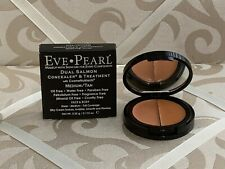 EVE PEARL DUAL SALMON CONCEALER & TREATMENT ~ MEDIUM/TAN  ~ 0.115 OZ BOXED