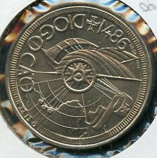 PORTUGAL 1987  100  ESCUDOS   KM-641   COIN YOU DO THE GRADING HAVE FUN