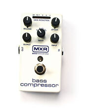 MXR M87 Bass Compressor Bass Guitar Effects Pedal!