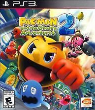 Pac-Man and the Ghostly Adventures 2 (Sony PlayStation 3, 2014) DISC ONLY PS3