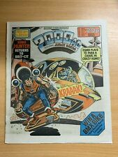 2000AD PROG 324 (9 JULY 1983) UK LARGE PAPER COMIC - JUDGE DREDD (NEAR MINT)