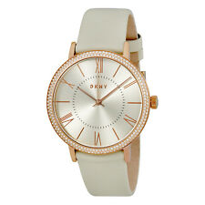 DKNY Willoughby Light Grey Dial Ladies Watch NY2545