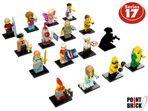 LEGO 71018 MINIFIGURES Serie 17