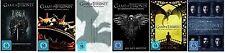 GAME OF THRONES 1-6 DIE KOMPLETTE SEASON / STAFFEL 1+2+3+4+5+6 DVD DEUTSCH