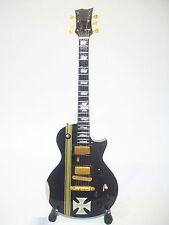 Guitare miniature ESP Iron Cross James Hetfield Metallica