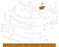 Chevrolet GM OEM 15-18 Tahoe Front Bumper-Bumper Cover Guide Right 22806323