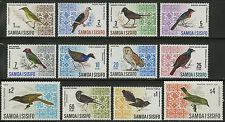 Samoa   1967   Scott #265-274b   MNH Set