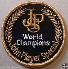 Vintage Sew-on Patch John Player Special Formula One World Champions