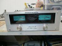 MARANTZ MODEL 250M Power Amplifier 125W/CH Tested Working Great!!