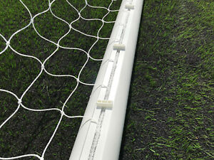 Hold Fast Aluminium Football Goal Post Net Clips - Pack of 25 -FREE P&P