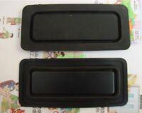 2pcs 40*100MM Bass radiator Passive Speaker Bass diaphragm rubber edge