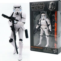 "Star Wars The Black Series Episode IV Stormtrooper 6"" Action Figure Model Gift"