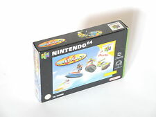 WAVE RACE complete in box with manual N64 PAL nintendo 64
