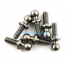 Bolas metálicas 0.30 plata ( 6 U.) Team Associated B4 / B4.1 / B4.2 / B44 AS6277