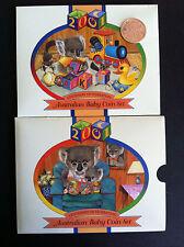 2001 Unc Ram Baby Mint Set Koala Series