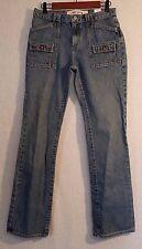 Womens Bootcut Gap Jeans Sz6  (29x31) Utility Jean *CUTE* List#38C
