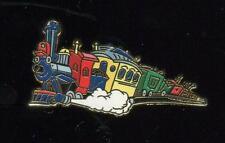 Dumbo Vintage Card Pin Set Circus Train Casey Jr. - LE 300 Disney Pin 61994