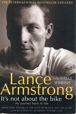 It's Not About The Bike by Armstrong Lance Jenkins Sally - Book - Paperback