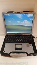 Panasonic Toughbook cf29 cf-29e3kgzkm 1.3ghz 512mb 40gb floppy xpp sp3 laptop
