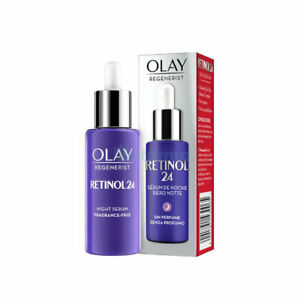 Olay Regenerist Retinol 24 Night Serum With Vitamin B3 Plus 40Ml *New&Sealed*