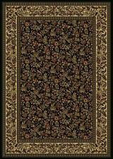2x8 Runner Radici Black Leaf Vine Persian 1219 Area Rug -Approx 2' 2'' x 7' 7''