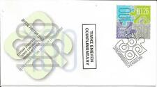 Cyprus   Kibris   2009   'Complimentary'  €0.26   Official FDC   First Day Cover