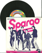 """Spargo, You and me, G/G,  7"""" Single, 999-948"""