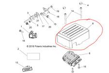 TrailMaster 150 XRS & 150 XRX Electric Cover Polaris ACE 150 Hammerhead