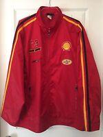 Mens Kevin Harvick Chase Authentics NASCAR Jacket 3XL Pennzoil Shell Racing XXXL