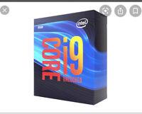 Intel Core i9-9900K FACTORY SEALED 3.60GHz Octa-Core Processor LGA1151