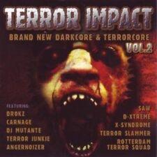 Va-terrore Impact vol.2 Drokz Carnage 2cd NUOVO OVP
