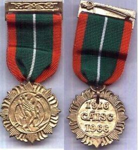 Irish Medal 1916 Rising Survivors Medal