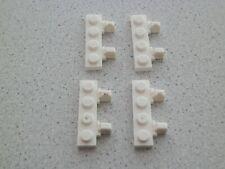 Lego 44568 # 4x Scharnier 1x4 Weiß Weiss 7261 7893 7783 10129
