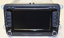 GENUINE VW RNS510 NAVIGATION SAT NAV DVD CD SD RADIO MAIN UNIT 1T0035680B