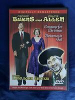 George Burns & Gracie Allen Company For Christmas, Christmas in Jail DVD