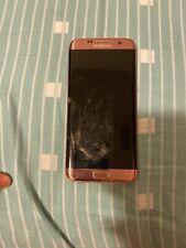 Samsung Galaxy S7 edge SM-G935 - 32GB - Pink (Unlocked) Smartphone (Olympic