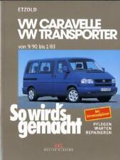 VW BUS / TRANSPORTER T4, Reparaturanleitung So wirds gemacht Reparatur-Handbuch